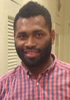 Metuisela Talebula Fijian rugby union player