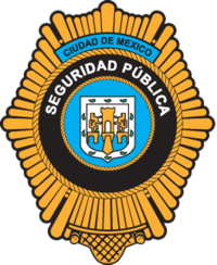 Mexico City Police logo.png