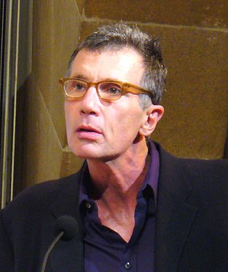 Michael Cunningham - Cunningham reading at a W. H. Auden tribute in New York, 2007
