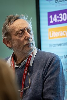 Rosen at the BETT & Education Show in 2019