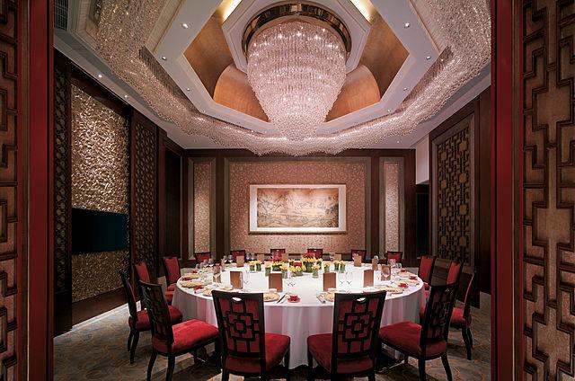 Shang Palace Paris Restaurant
