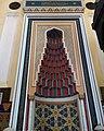 Mihrab Moscheea Carol.jpg