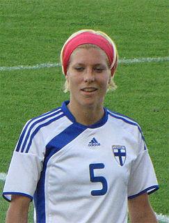 Miia Niemi Finnish footballer