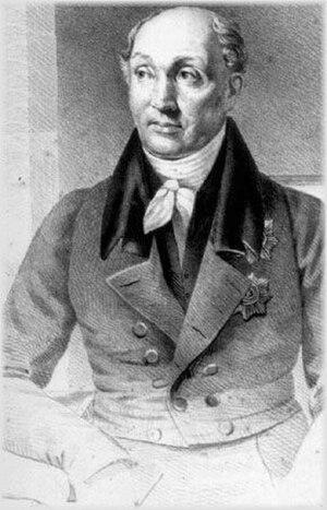 Mikhail Speransky - Mikhail Speransky