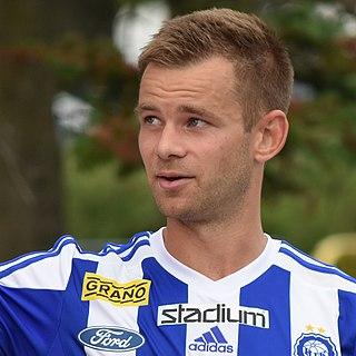 Mikko Sumusalo Finnish footballer