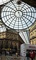 Milano, Galleria Vittorio Emanuele II - panoramio.jpg
