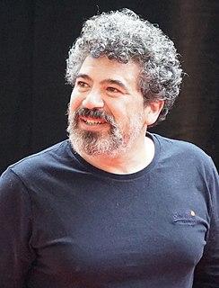 Miltos Yerolemou British actor