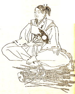 Minamoto no Tsunemoto Samurai and progenitor of the Seiwa Genji branch of the Minamoto clan
