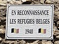Minerve - Plaque des réfugiés belges de 1940.jpg