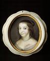 Miniatyr porträtt Ebba Brahe - Skoklosters slott - 91389.tif