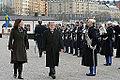 Ministra da Defesa da Suécia recebe delegação Brasileira com honras militare (13701422293).jpg