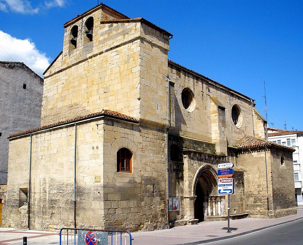 Miranda de Ebro - Iglesia del Espiritu Santo 19