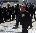 Miroslav Mareš při spolupráci s Policií ČR na 1. máje 2007 v Brně.jpg