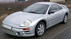 Mitsubishi Eclipse Coupé (2000–2003)