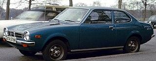 Mitsubishi Lancer (A70) Motor vehicle