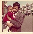 Mohiuddin ahmed with his daughter.jpg