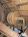 Molen Kilsdonkse molen, Dinther, bovenwiel vangtrommel.jpg
