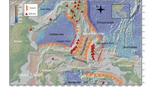 Molucca Sea Plate A small fully subducted tectonic plate
