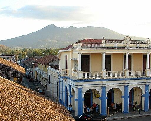 Mombacho from Granada