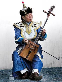 Music of Mongolia - Wikipedia