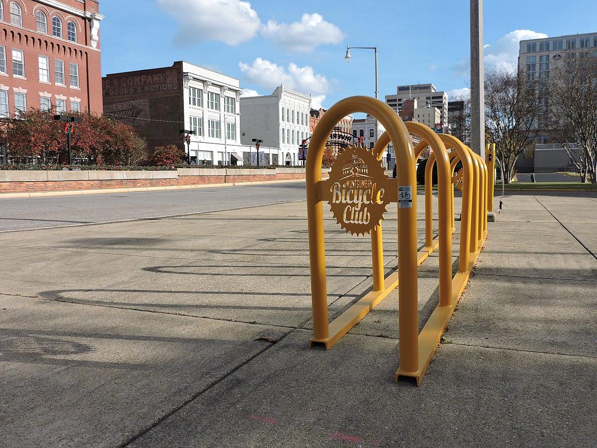 File:Mongomery, Ala. Bike Racks.JPG - Wikimedia Commons