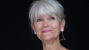 Monica Forsberg - Image: Monica Forsberg juli 2013