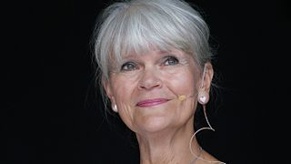 Monica Forsberg Swedish singer, songwriter and actress