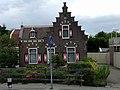 Monnickendam - Huis met trapgeval aan de Nieuwpoortslaan.jpg
