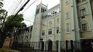 Our Lady of Montserrat Abbey (Manila) - Image: Montserrat, Manila 16