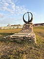 Monument commemorating the new Inuvik (48681150837).jpg