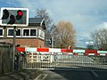 Moreton on Lugg level crossing - geograph.org.uk - 457335.jpg