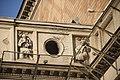Moscow, Tchaikovsky Hall building - balcony detail (42956951045).jpg