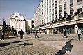 Moscow, Tverskaya 18k1, 'new' Izvestia building (26169844646).jpg