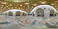 link=https://panoviewer.toolforge.org/#Moscow metro Aviamotornaya station interior 360 193335 (22080493215).jpg