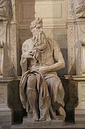 Moses San Pietro in Vincoli
