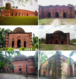 Mosque City of Bagerhat montage.png