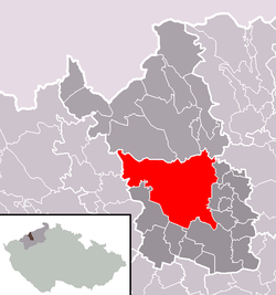 Location of Most
