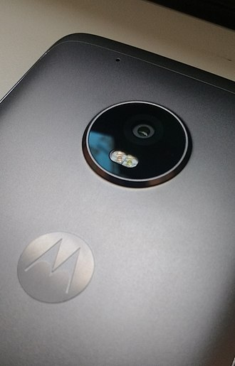 Moto G5 - Moto G5 Plus XT1687 camera lens dual-pixel