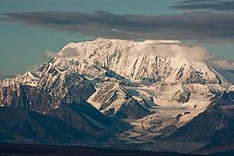 Mount Hayes - Image: Mount Hayes