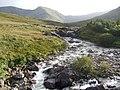 Mountain river at Glenacolly Bridge - geograph.org.uk - 566973.jpg