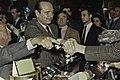 Mr JACQUES CHIRAC au SIA 1990-40-cliche Jean Weber (34509507136).jpg