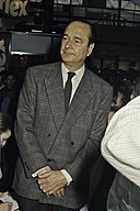 Jacques Chirac: Alter & Geburtstag