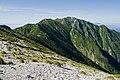 Mt.Minamikomagatake from Mt.Utsugidake 05.jpg