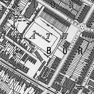 Muntz Street - Muntz Street and surroundings in 1904