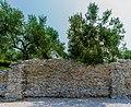 Mura medievali dettaglio Grotte di Catullo Sirmione.jpg