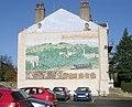 Mural - St Paul's Road, Shipley - geograph.org.uk - 1043415.jpg