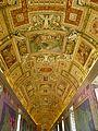 Musées du Vatican - Galerie des cartes géographiques - Plafond.jpg