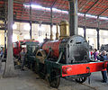 Museo di Pietrarsa, Napoli, Locomotiva Bayard.JPG