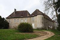 N°3 Saint Auvent -87- le Chateau.JPG