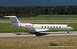 N837BA Gulfstream G V- SP GLF5 - Bank of America (14906127088).jpg